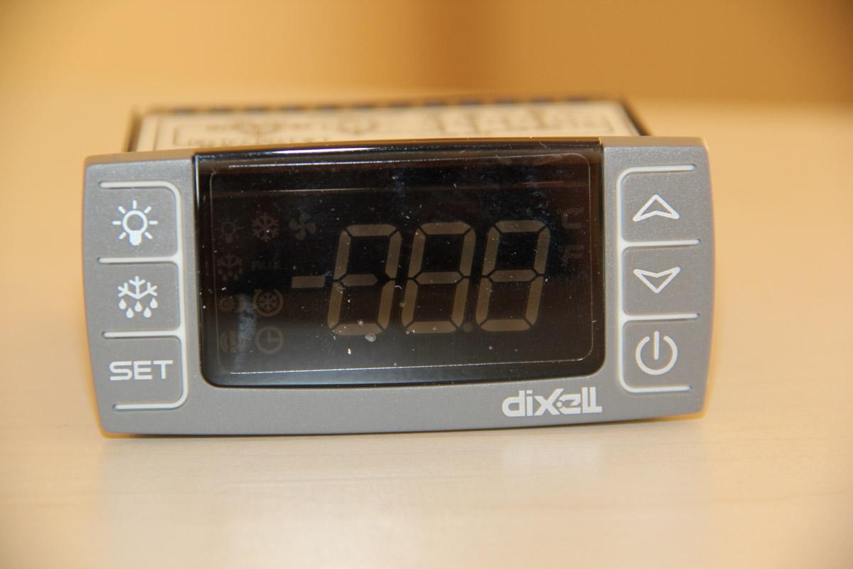 Термостат dixell xr60c инструкция пользователя л