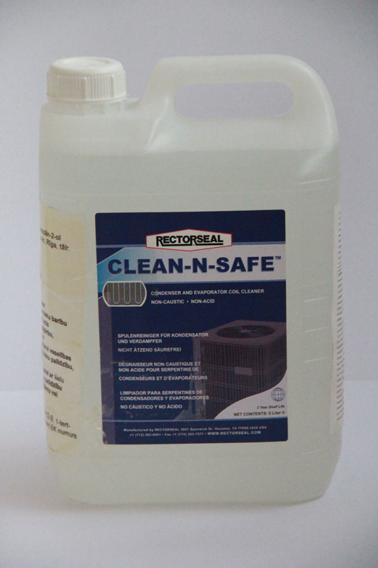 Rectorseal Chemical Products For Hvac System Service Revers